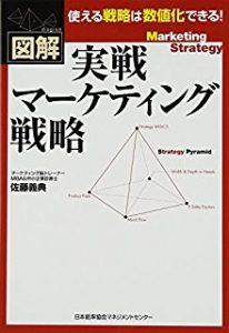 佐藤義典「図解 実践マーケティング戦略」