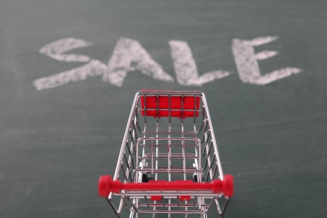セールのイメージ画像